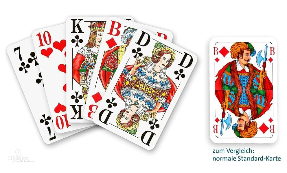 Kartenspiele Skat