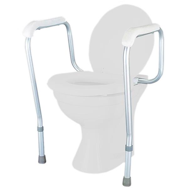 toilettensicherheitsgel nder armlehnen f r toiletten haltegriffe. Black Bedroom Furniture Sets. Home Design Ideas